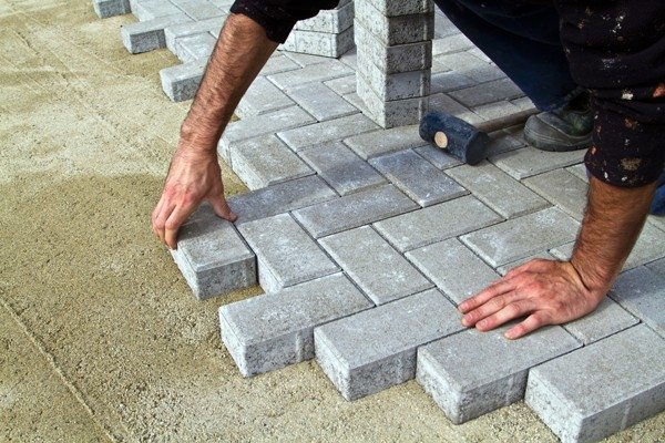 pengertian paving block