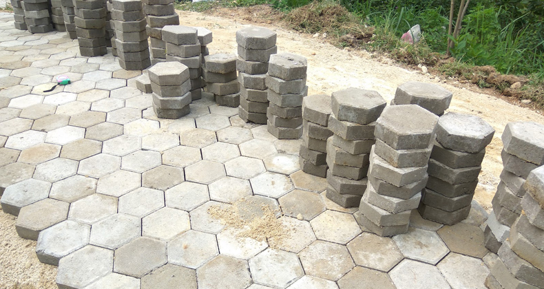 Paving Block Pekayon Jaya