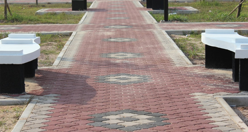 Paving Block Slipi