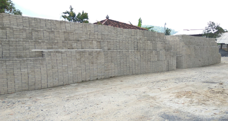 Paving Block Kali Deres