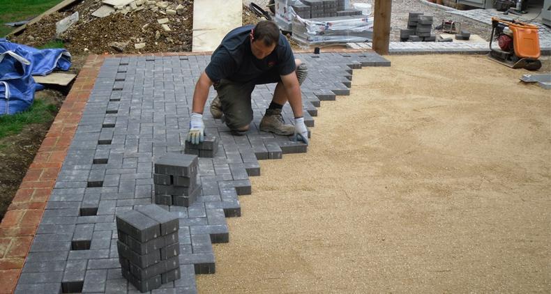 Paving Block Pisangan Baru
